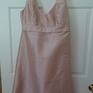 Pink Cocktail/Party Dress-Formal-Size -Lined